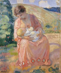 Henri_Lebasque_-_Mother_and_Child