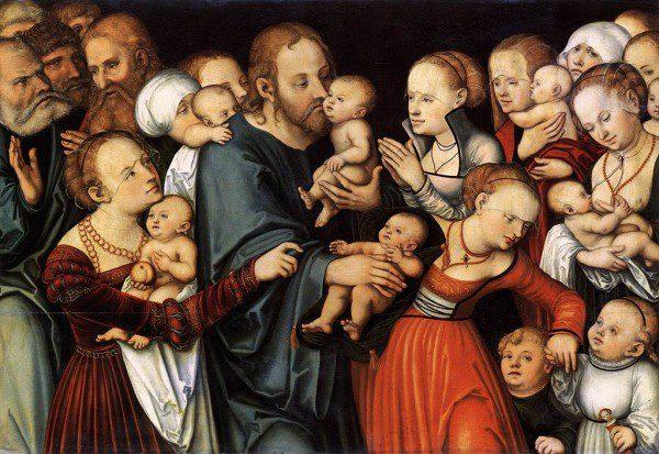 1024px-Lucas_Cranach_the_Elder_Christ_blessing_the_Children,_Frankfurt_am_Main,_Städel_Museum