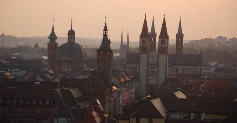 German city