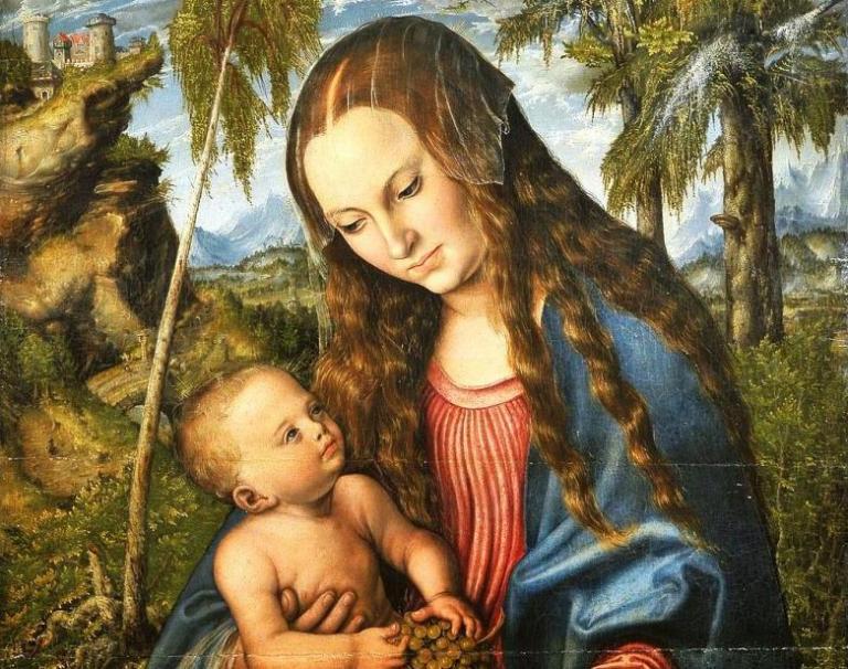 1024px-Cranach_Madonna_under_the_fir_tree