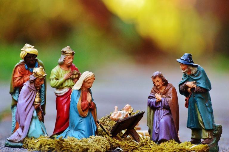 The Origin Of Nativity Scenes Gene Veith