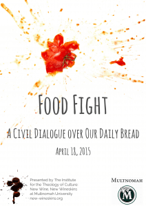Food Fight Poster JPEG