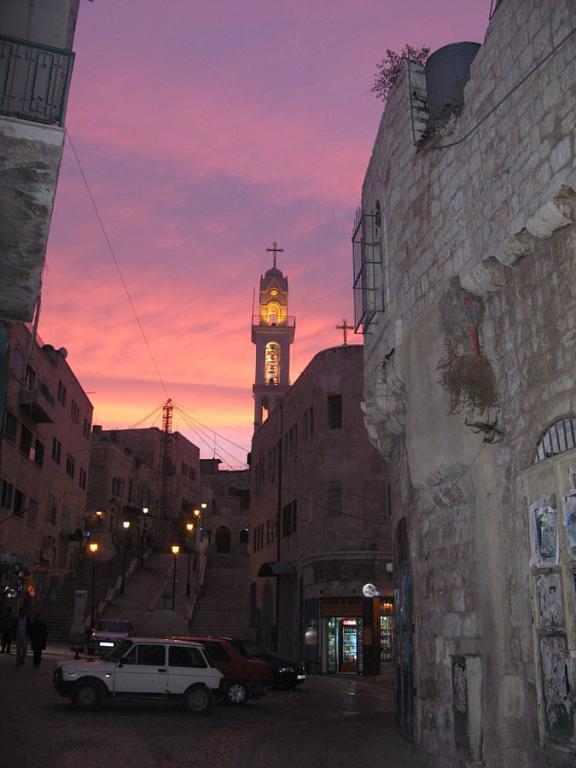 Bethlehem by night; Sengaska