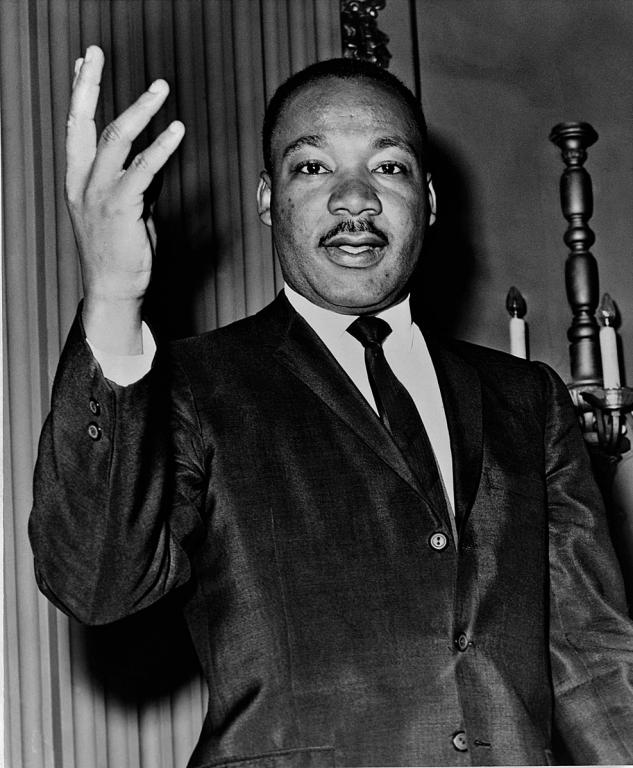 Martin Luther King, Jr., 1964;