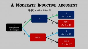 moderate inductive argument