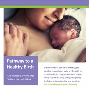 """Pathway to a Healthy Birth"" http://transform.childbirthconnection.org/reports/physiology/"
