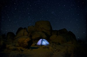 Sleeping Under the Stars, Grapevine Hills, by Costa1973 on Flickr