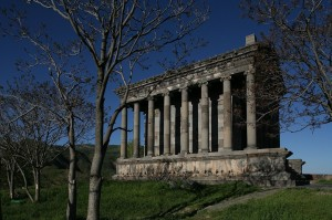 The Pagan Temple in Garni - Wikimedia Commons