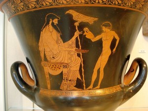 By David Liam Moran - Own work. Image renamed from Image:Ganymede serving Zeus.jpg, CC BY-SA 3.0, https://commons.wikimedia.org/w/index.php?curid=2847602