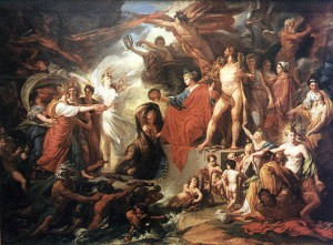 The Triumph of Civilisation by Jacques Réattau. [CC BY SA 3.0]
