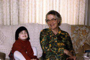 Carolyn n Grandma