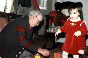Carolyn n Grandpa