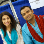 Yashesh Makwana concludes his Atthai fast, joined by his sister-in-law Bhamini