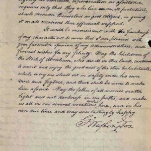 george_washingtons_letter