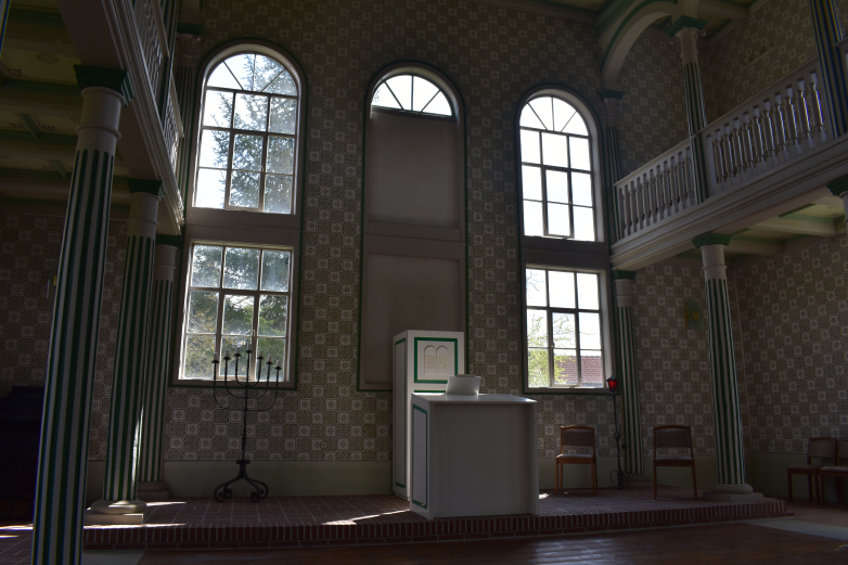 Berkach synagogue