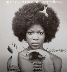 hot girls with afros