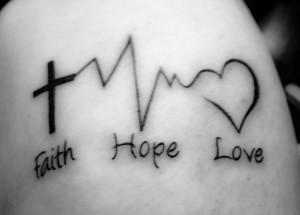 faith hope love - Busy Teacher Momma, Pintrest C.C.