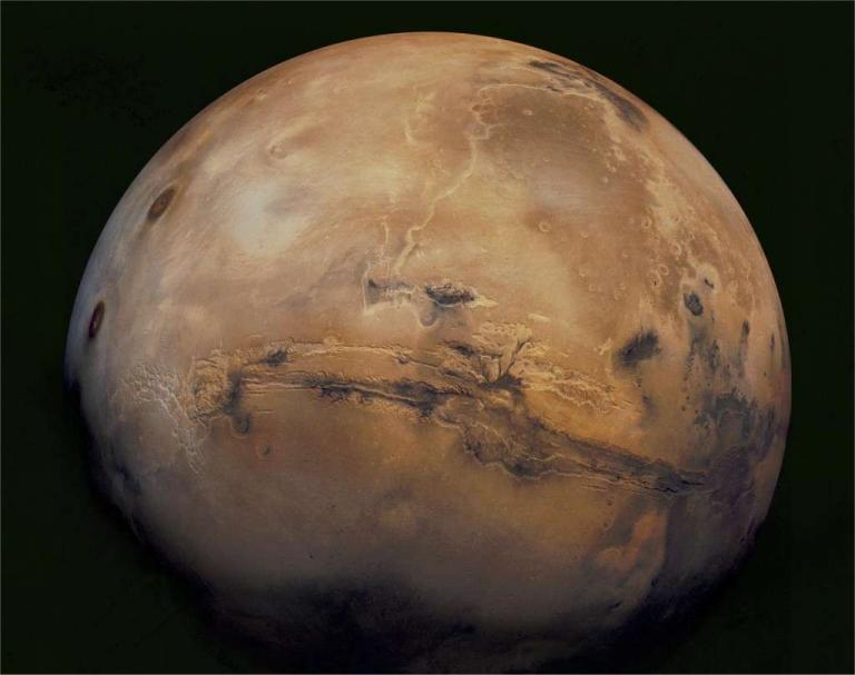 PIA04304-MarsFromViking