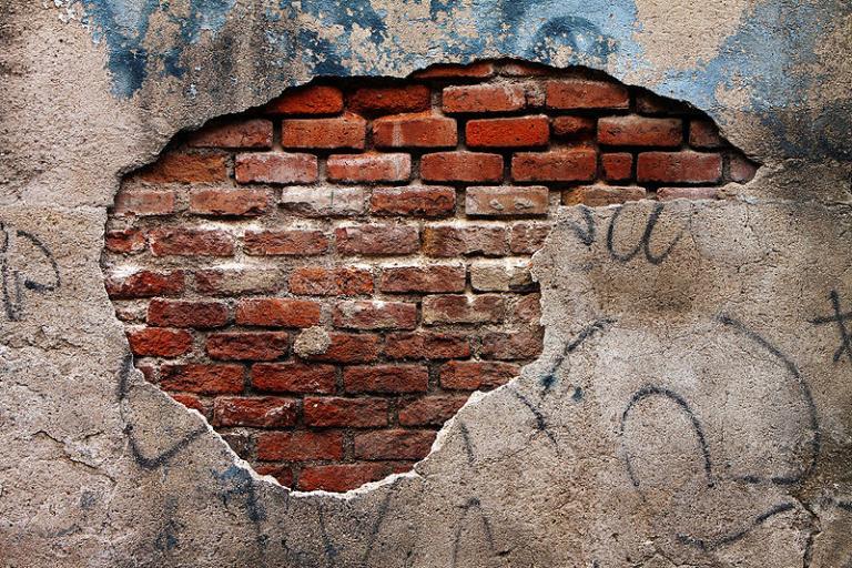 BricksInWall