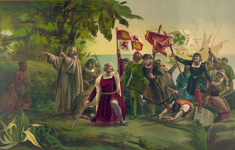 ColumbusLanding