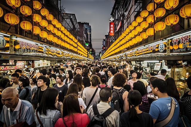 CrowdedMarket