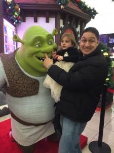 Shrek Christmas 1