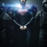 "Movie Poster ""Man Of Steel"""