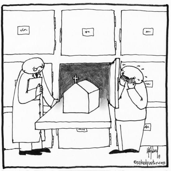 body identification cartoon by nakedpastor david hayward