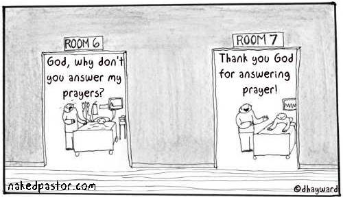 2 rooms cartoon by nakedpastor david hayward