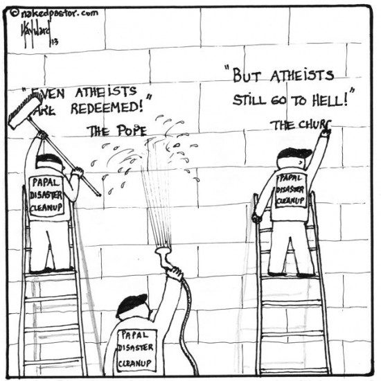 even atheists are redeemed not cartoon by nakedpastor david hayward