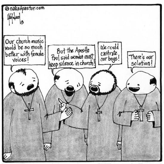 castrato cartoon by nakedpastor david hayward