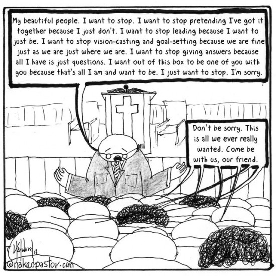 one of you cartoon by nakedpastor david hayward