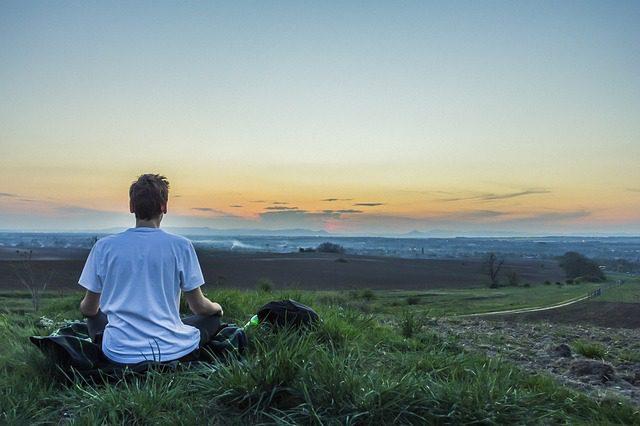 Meditation, via Pixabay