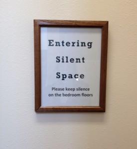 1 silence