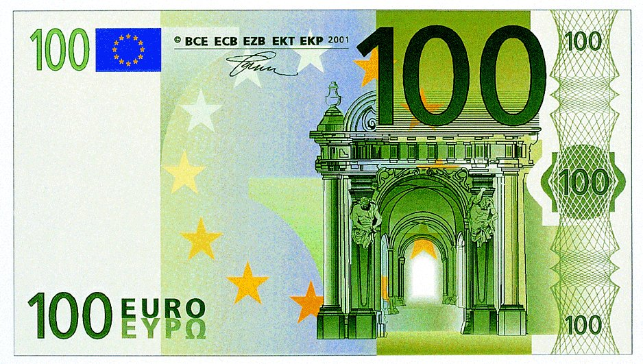 100$ In Euro