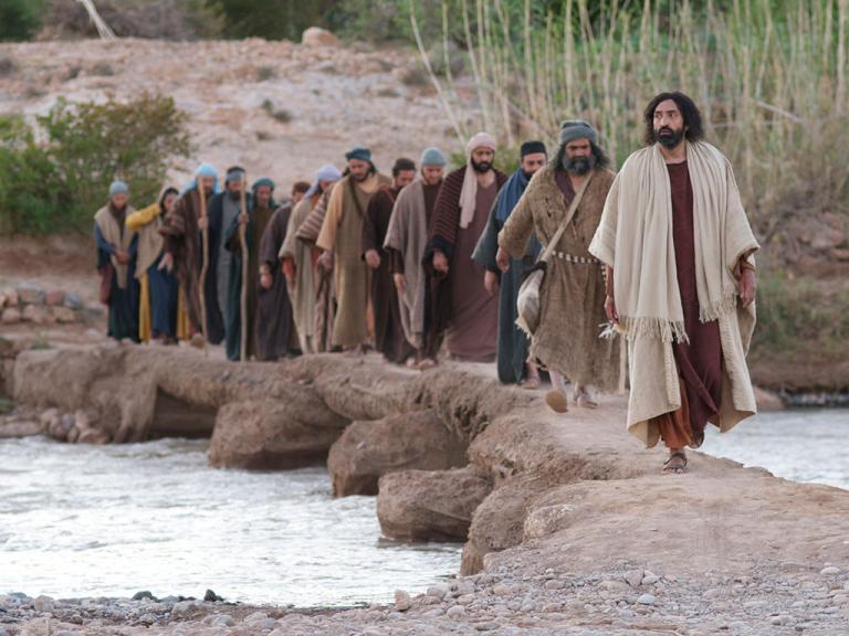 JesusTwelveApostles