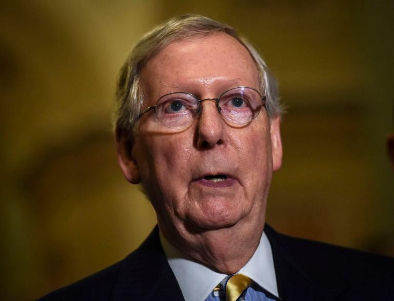Mitch McConnell Appears to Be a Racist and the USA Needs ...