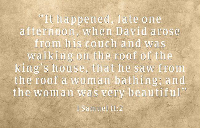 Bathsheba - Wife of King David and Mother of Solomon