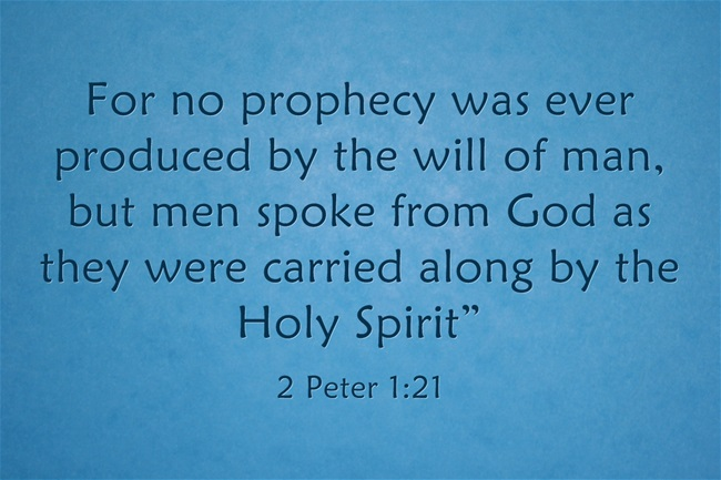 Prophecy Now: What God Is Saying About The Future And What You Can Do About It