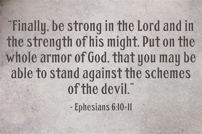 Ephesians 6: A Study on Spiritual Warfare | Jack Wellman