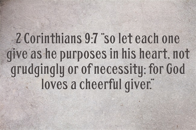 Bible Definition of Charity