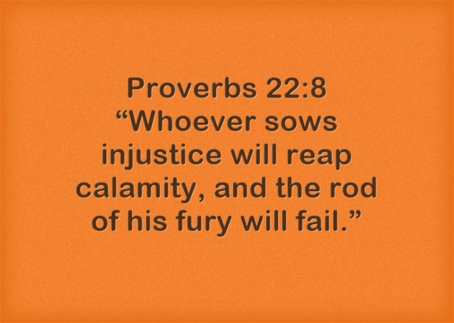 Top 7 Bible Verses About Injustice | Jack Wellman