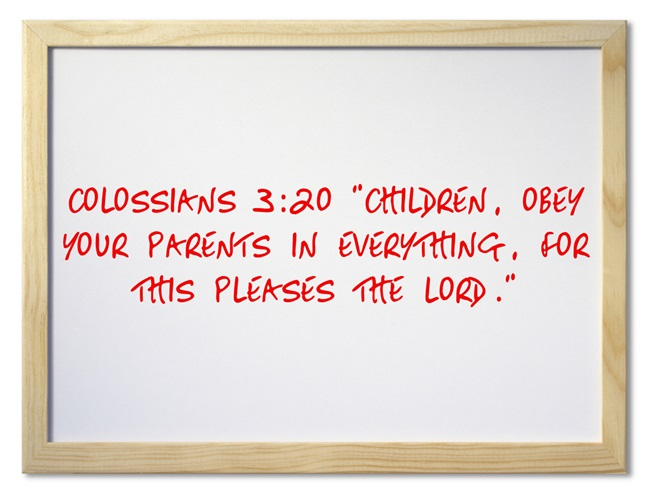 Top 7 Bible Verses For A Rebellious Child | Karla Hawkins