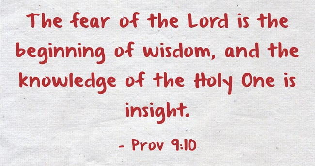 What Is The Bible Definition Of Wisdom? How Are We Wise In God's