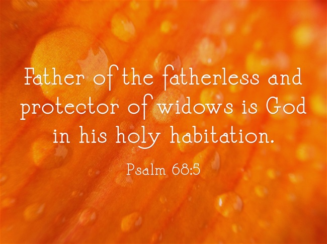 Top 7 Bible Verses About Widows | Jack Wellman