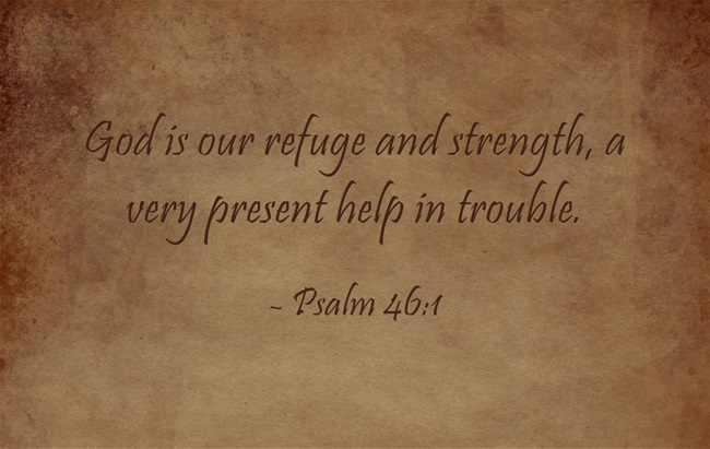 God-is-our-refuge-and