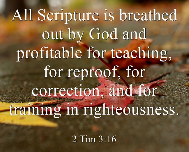 All-Scripture-is