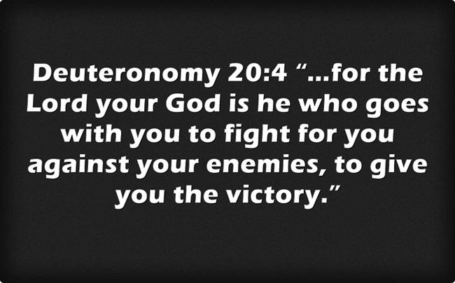 Top 7 Bible Verses About Victory | Karla Hawkins