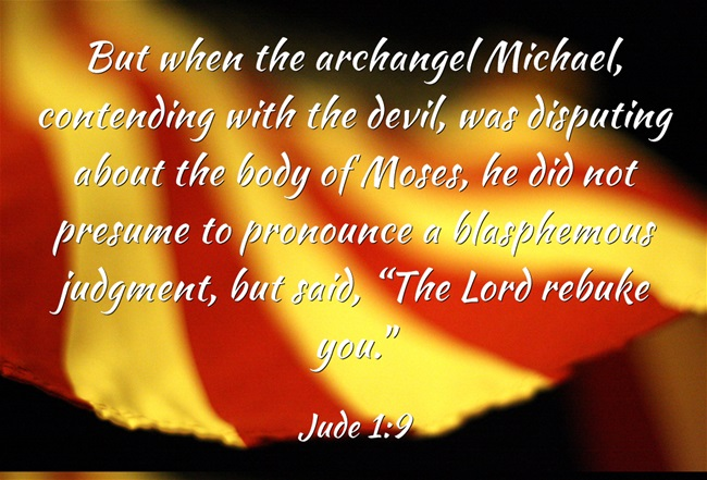 Top 5 Bible Verses About Michael The Archangel | Jack Wellman