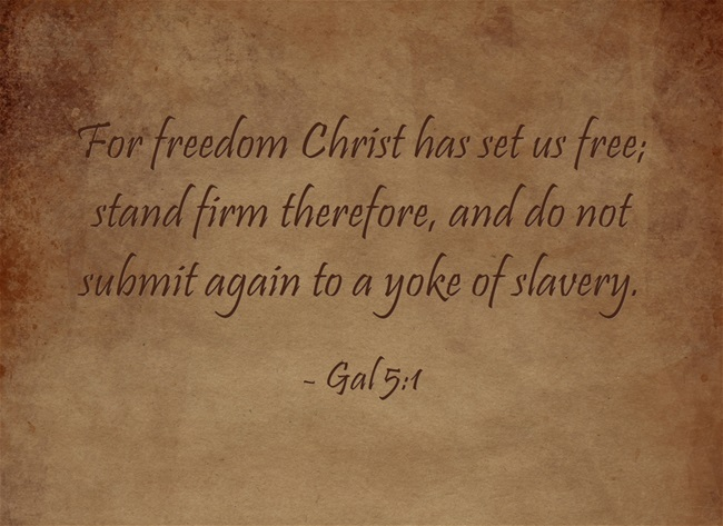 For-freedom-Christ-has